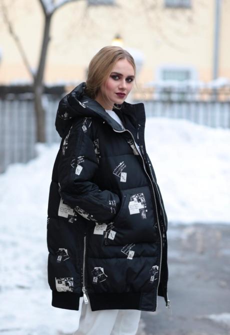 Куртка Sinta Via 503-18127F-2